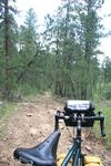 Off-Roading on Centennial Trail